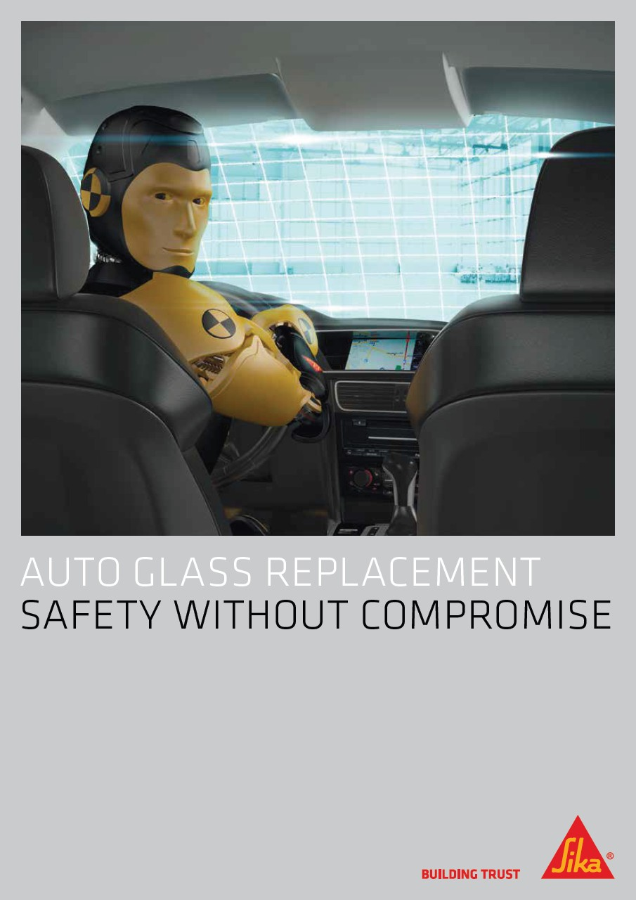 Auto Glass Replacement - Safety without Compromise