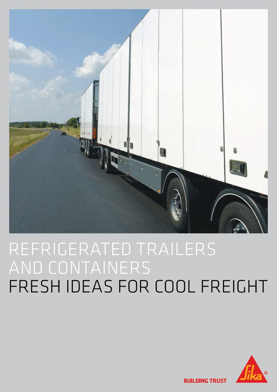 Refrigerated Trailers and Containers - Fresh Ideas for Cool Freight